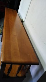 Nice Vintage Full/Queen Bookcase Bed Head and Foot Board in Kingwood, Texas
