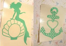 Back-to-school Monogram Decal Sale!  Perfect for school supplies! in Okinawa, Japan