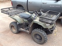 2012 suzuki king quad 4x4 in Alamogordo, New Mexico