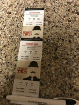 Sweeny Todd Tickets--Paramount in Chicago, Illinois