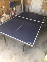 Ping Pong Table official size in 29 Palms, California