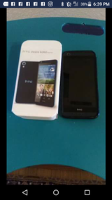 Android HTC 626 Desire in Fort Sam Houston, Texas