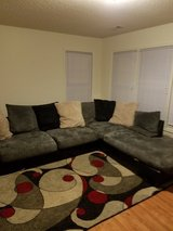 Sectional in Charlottesville, Virginia