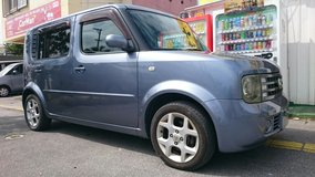 $3300 NISSAN CUBE 3 CUBIC WITH NEW JCI AND 1 YR WARRANTY!! in Okinawa, Japan