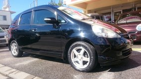 $2600 '06 HONDA FIT **BACK UP CAMERA!!** WITH NEW JCI AND 1 YR WARRANTY!! in Okinawa, Japan