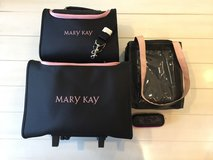 Mary Kay 3 piece roller luggage set in Okinawa, Japan