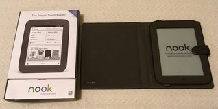 Barnes & Noble Simple Touch Nook E-reader in Fort Drum, New York