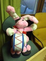 Energizer Bunny with drum and sticks in Bartlett, Illinois
