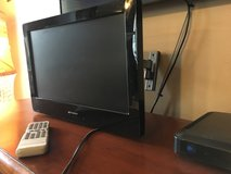"""Emerson 19"""" TV with Built-in DVD Player in Katy, Texas"""