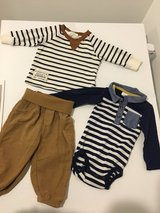 New: 2-4 months Baby Boy Clothes in Bolling AFB, DC