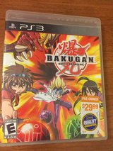 PS3 Bakugan battle brawlers in Fairfield, California