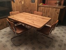 Dinette set with 4 chairs in Alamogordo, New Mexico