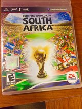 PS3 2010 FIFA World Cup South Africa in Fairfield, California