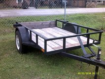 5x8 utility trailer in Pearland, Texas