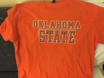 OKLAHOMA STATE T- SHIRT size 2XL used good shape in Okinawa, Japan