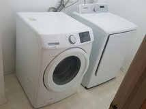 Samsung He Washer & Dryer (set) in Naperville, Illinois