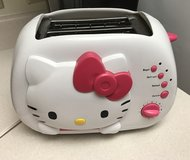 Hello kitty toaster in Fort Irwin, California