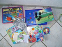 games Hi Ho Cherry-O and Husch Husch in Stuttgart, GE