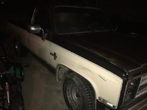 83 LONG BED CHEVY CLEAN TITLE in Fort Campbell, Kentucky