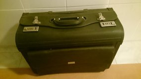 Pilot's suitcase in Ramstein, Germany