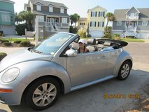 2009 VW Beetle Convertible in bookoo, US