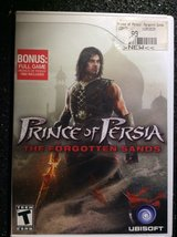 Wii: Prince of Persia: Forgotten Sands in Spangdahlem, Germany