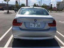 BMW 320i. 2005 in Okinawa, Japan