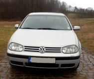 VW GOLF IV only one owner, comfortline, sunroof !!! in Ramstein, Germany