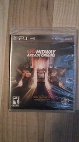 PS3  NEW Midway Arcade Origins in Ramstein, Germany