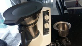 Thermomix fully functional with all the accessories like varoma us further in Ramstein, Germany