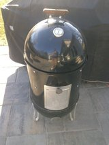 Weber Smokey Mountain +Charcoal in Naperville, Illinois