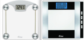 New! Conair Digital Glass & Stainless Bath Scale Weight Watchers in Bolingbrook, Illinois