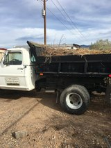 ReDuCeD F350 w/dump bed in Alamogordo, New Mexico