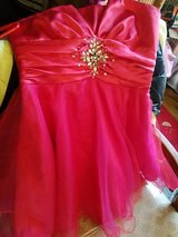 Masquerade / Red Formal Dress in Fort Campbell, Kentucky