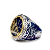 Warriors Championship Game Giveaway Ring in Fairfield, California