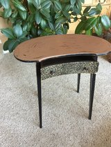 Decorative End Table with drawer in Chicago, Illinois