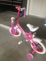 Toddler bike in Camp Pendleton, California