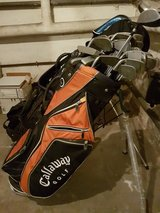 Golf clubs and Bag set in Ramstein, Germany