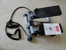 Crane Mini Stepper With Resistance Bands, Like New in Lockport, Illinois