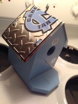 University of North Carolina Tar Heels Birdhouse in Tyndall AFB, Florida