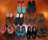 Boys Shoes - Sizes 13, 1, 2, 2.5, 3 and 4 in Aurora, Illinois