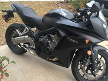 Like New Honda CBR650F Great Deal!!! in Hinesville, Georgia