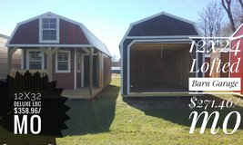 Portable Buildings, garages,cabins and utility sheds in Leesville, Louisiana