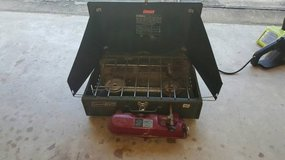Coleman Portable Grill / Stove / Generator in Pearland, Texas