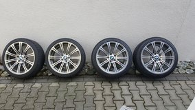ORIGINAL BMW M3 E93 WHEELS ( STYLING 220) in Ansbach, Germany