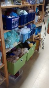 Yarn - new and partial skeins in Aurora, Illinois