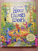 NEW How things work flap book in Fort Drum, New York