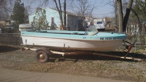 boat without trailer in Alamogordo, New Mexico