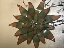 Flower Wall Decor - Green (Fort Irwin) in Fort Irwin, California