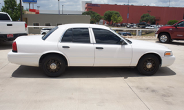 2008 Crown Victoria Police Interceptor in Columbus, Georgia
